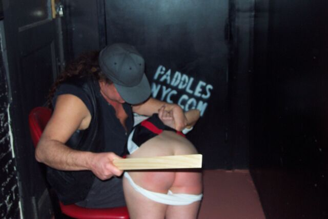 Accept. interesting Paddles bdsm club in nyc have quickly