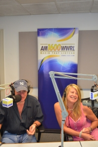 Michael & Laura A Owners of Paddles BDSM Club in NYC. On The Air on WWRL AM 1600
